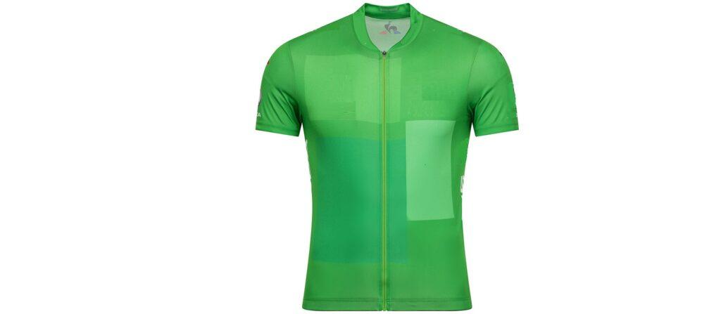 Albo d'Oro maglia verde