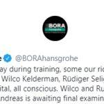 Bora-Hansgrohe investita in allenamento