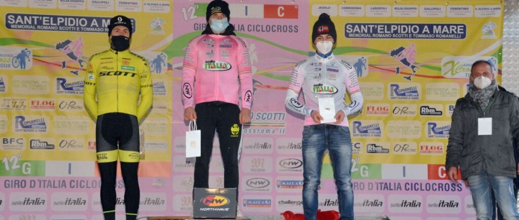 Giro Italia Ciclocross in TV
