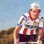Glauco Santoni ciclista riminese anni 70