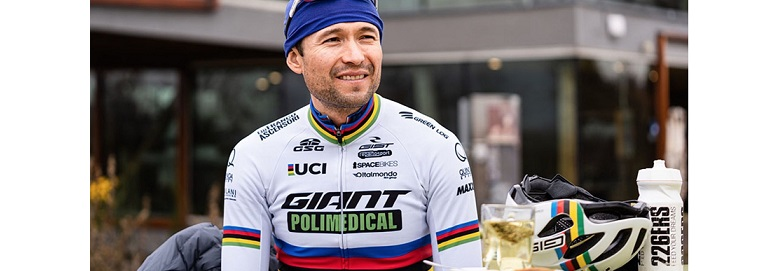Leo PAEZ Mountain Bike UCI World Champion