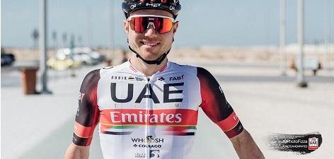UAE Team Emirates ingaggia Marc Hirschi