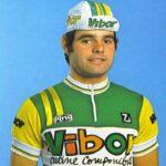 Remo Rocchia ciclista piemontese anni '70