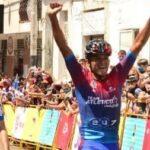 Vuelta al Tachira: Roniel Campos vince e diventa leader