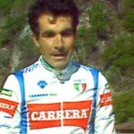 Antonio Ferretti ciclista svizzero anni 80
