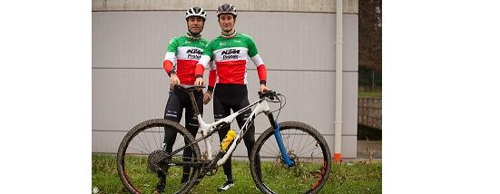 KTM Protek Elettrosystem pedala su selle Repente