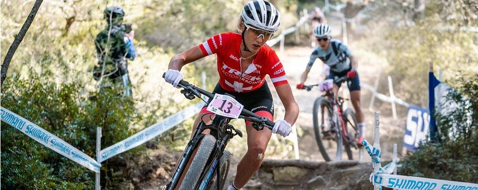 Jolanda Neff è una delle atlete più attese a Nalles (Credits: Alice Russolo)