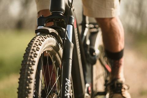 XPLORER di Brinke la nuova Trekking Ebike full suspension biammortizzata della collezione E-Trekking 2021