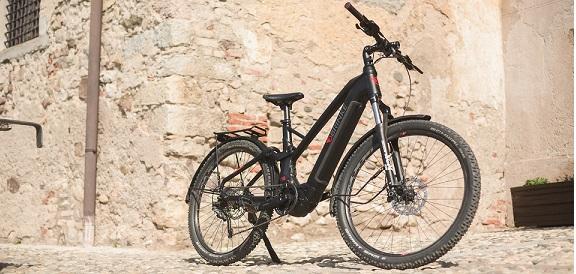 XPLORER di Brinke la nuova Trekking Ebike biammortizzata