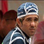 David Arroyo ciclista spagnolo secondo al Giro