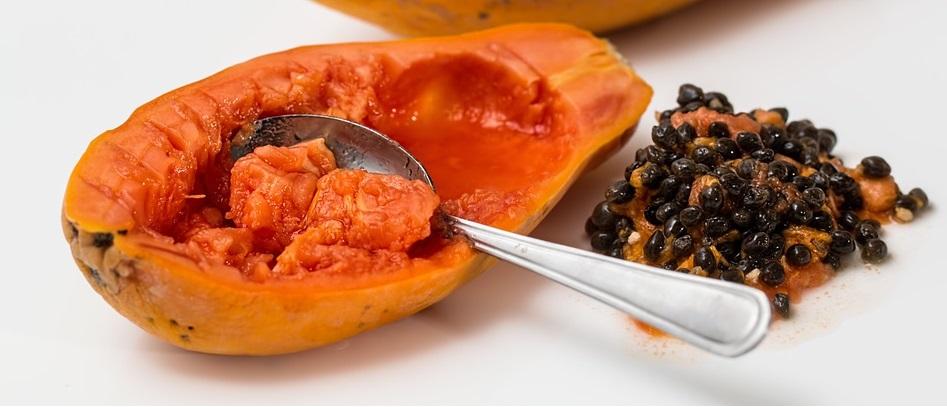 Papaya (fonte pixabay - stevepb)