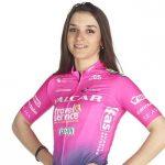 Eleonora Gasparrini è terza alla Drentse 8