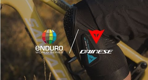 DAINESE È OFFICIAL SAFETY PARTNER DELL'ENDURO WORLD SERIES