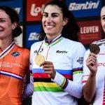 Elisa Balsamo è la nuova campionessa del mondo