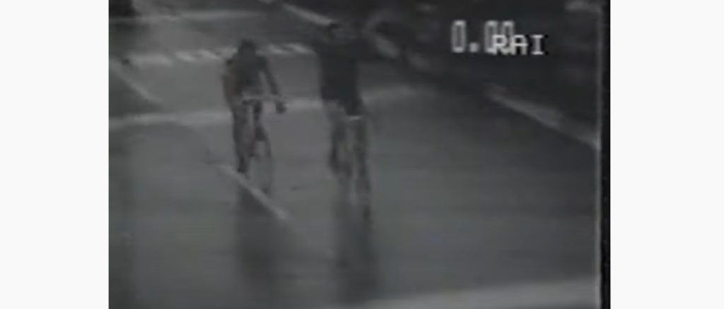 Francesco Moser Campione del Mondo a San Cristóbal