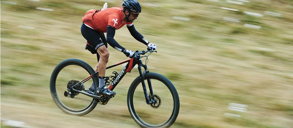 Gilberto Simoni ha partecipato alle tappe 4 e 5 di Appenninica MTB Stage Race 2021 (Credits: The Outdoor Lab)