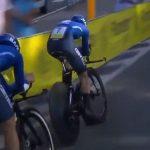 Mixed Relay: bronzo all'Italia