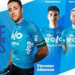Rinnovi in casa EOLO-KOMETA Cycling Team