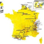 Tour de France 2022: il percorso