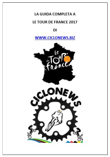 guida completa al Tour de France 2017