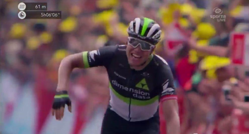 Boasson Hagen vittoria