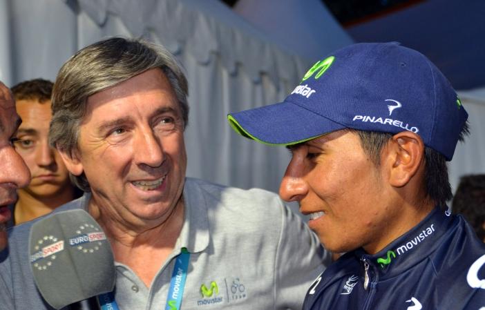Quintana lascia la Movistar