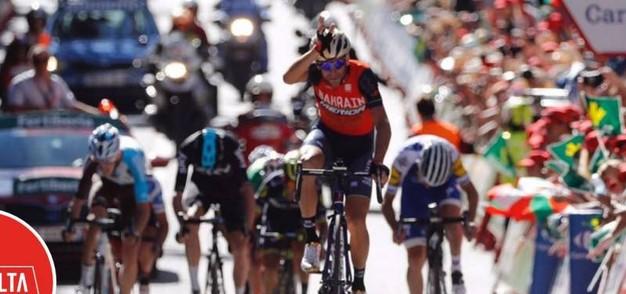 Vincenzo Nibali vince