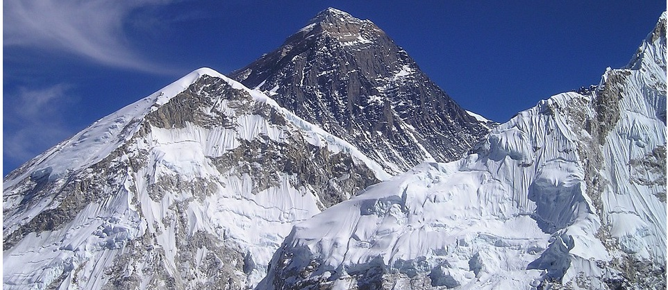 L'Everest (fonte Pixabay - Simon)