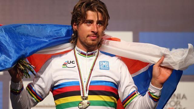 Albo d'oro Campionati del Mondo di ciclismo: Peter Sagan