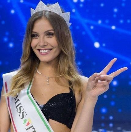 Alice Rachele Arlanch madrina del Giro d'Italia 2018