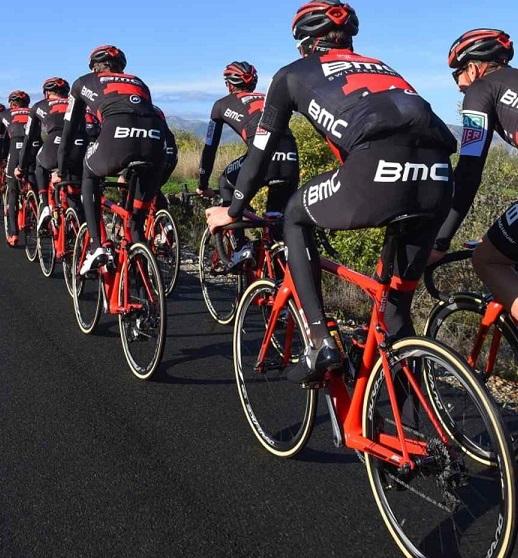 BMC Racing Team 2018