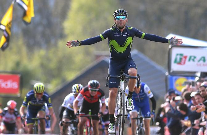 La Flèche Wallonne 2018: Valverde trionfa nella scorsa edizione