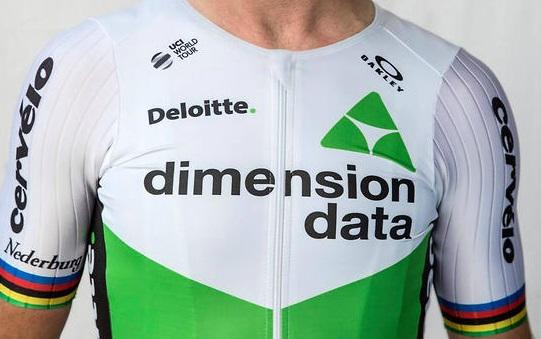 Team Dimension Data 2018