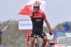 Alberto Contador commentatore per Eurosport