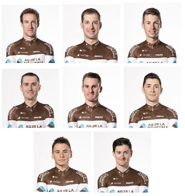 AG2R La Mondiale al Giro