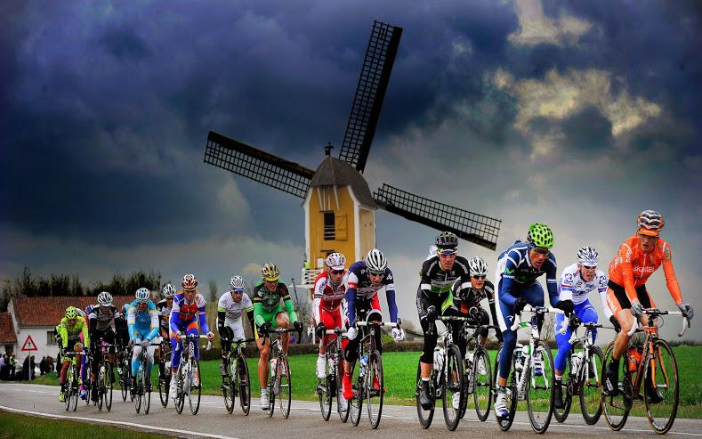 Ciclismo le gare di aprile
