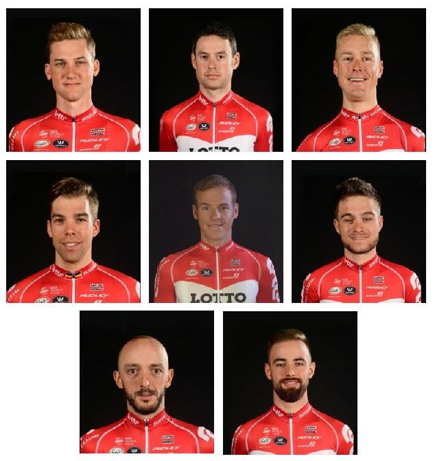 Lotto Fix All al Giro d'Italia