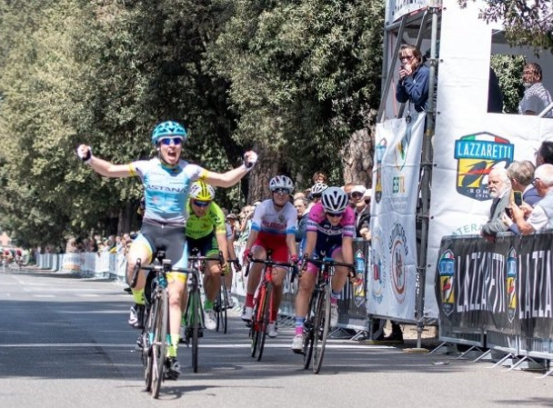 Paternoster vince il GP Liberazione