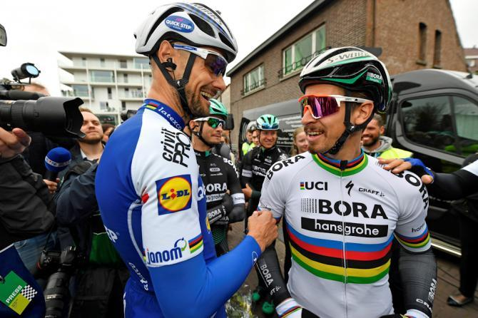 Tom Boonen VS Peter Sagan