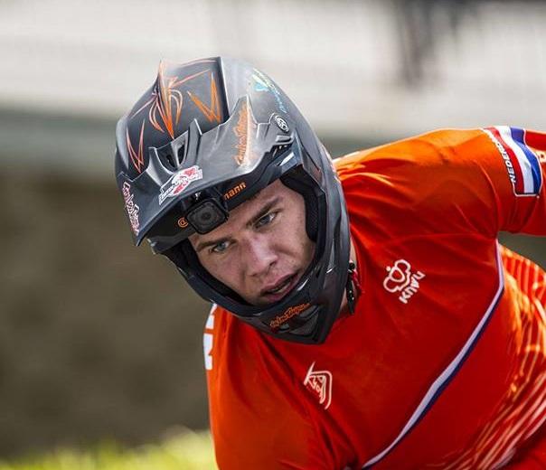 BMX Coppa del Mondo: Niek Kimmann