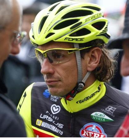 Filippo Pozzato rinuncia al Giro d'Italia 101