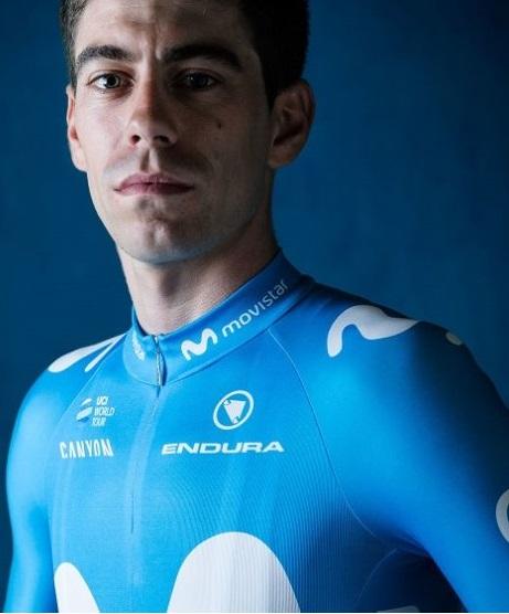 Jaime Roson Garcia sospeso dal Team Movistar