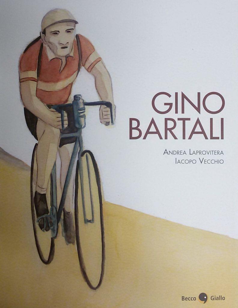 Gino Bartali a fumetti