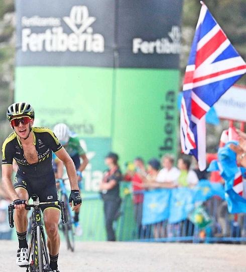 Il ciclismo inglese domina