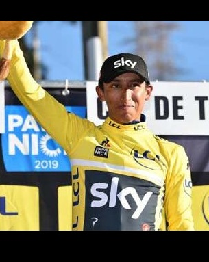 Bernal vince la Parigi-Nizza 2019