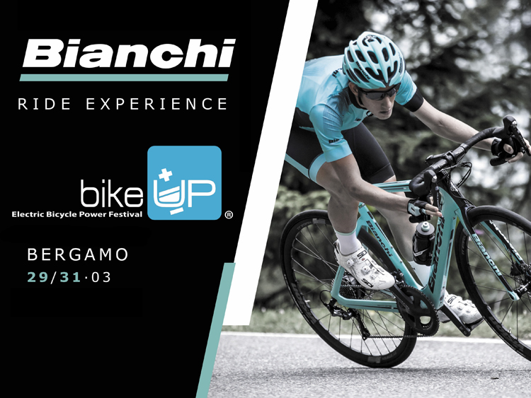 E-bike Bianchi