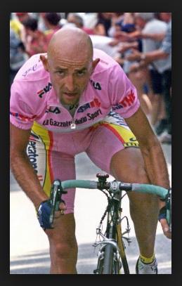 Pantani al Giro
