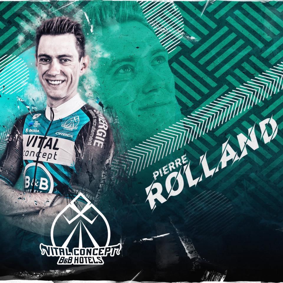 Pierre Rolland (fonte pagina Facebook)