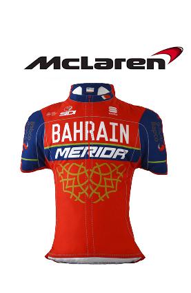 McLaren e Bahrain-Merida
