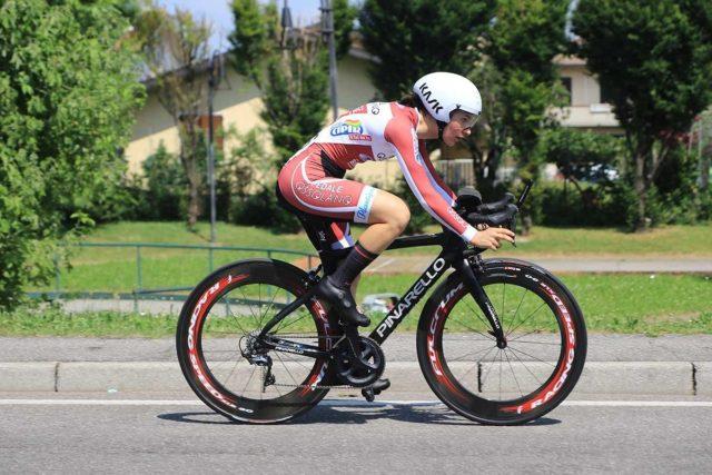 Francesca Barale (foto di Fabiano Ghilardi)
